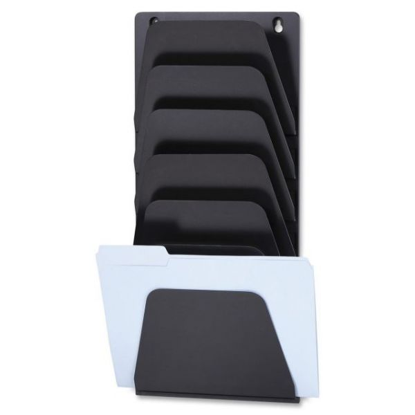 OIC 7 Compartment Wall File