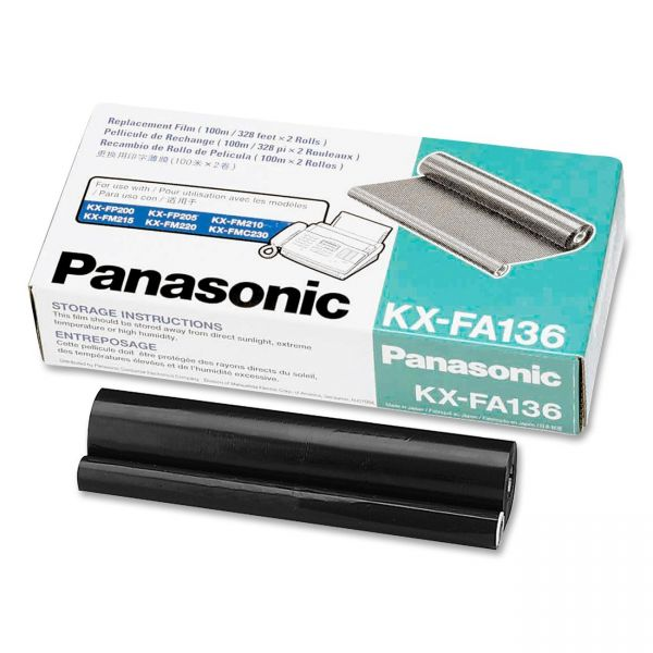 Panasonic Black Film Cartridge