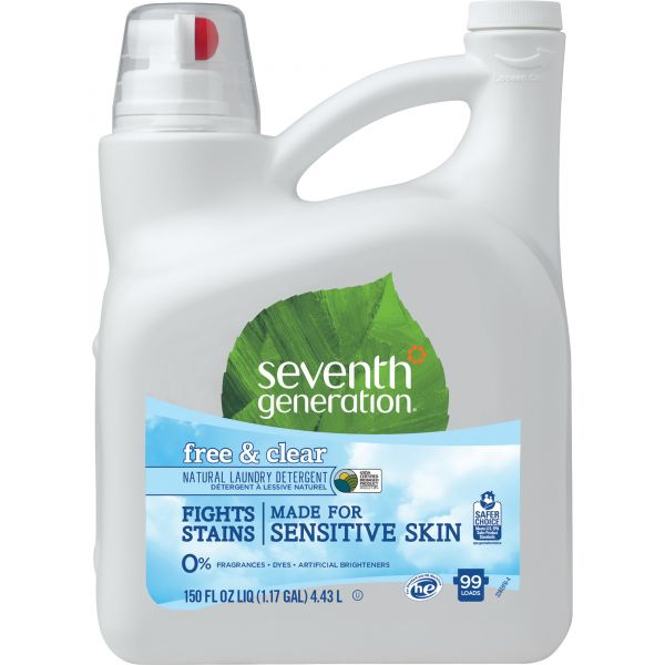 Seventh Generation 150 oz. Natural Laundry Detergent