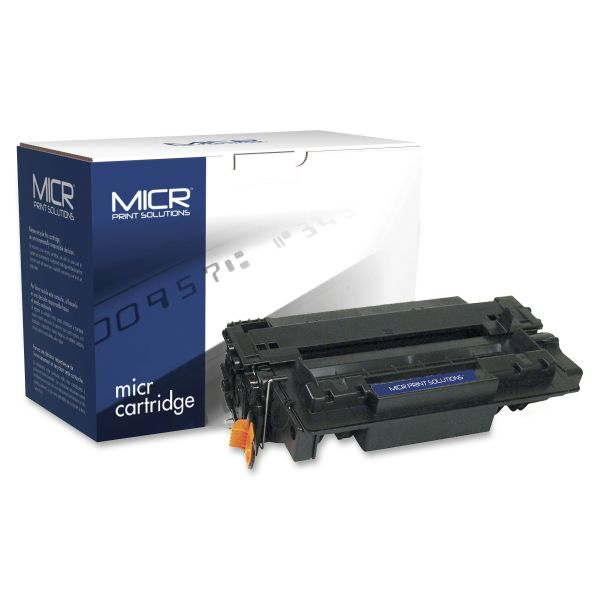 MICR Print Solutions High-Yield Toner Cartridge