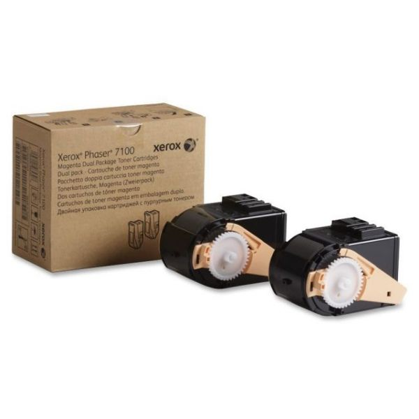 Xerox 106R02603 Magenta Toner Cartridges