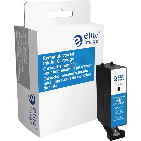 Elite Image Remanufactured Canon PGI-225 Ink Cartridge