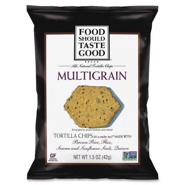 General Mills Multigrain Tortilla Chips