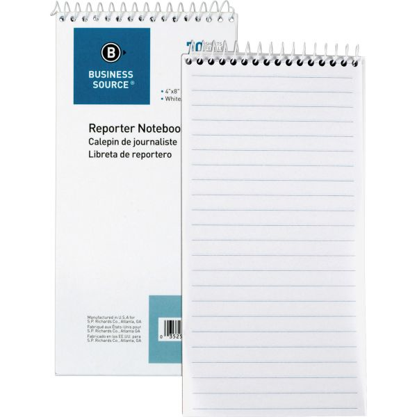 Business Source Reporter Notebooks