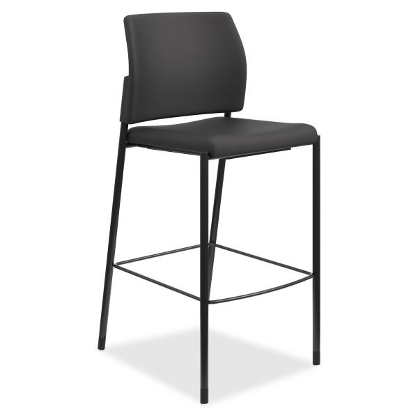 HON Accommodate Series Armless Cafe Height Stool