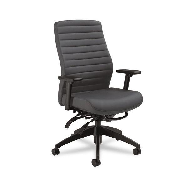 Global Aspen Series High Back Multi-Tilt Office Chair