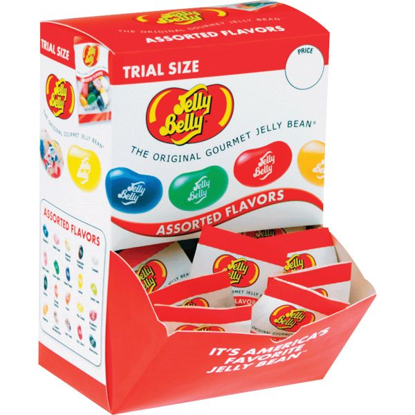 Jelly Belly Trial Size Gourmet Jelly Beans