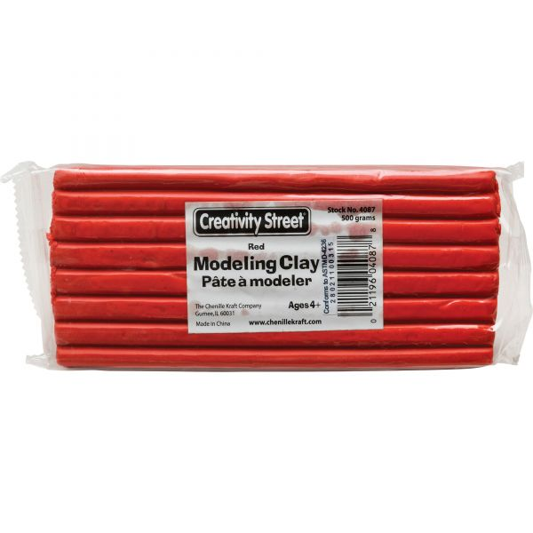 Creativity Street Extruded Modeling Clay