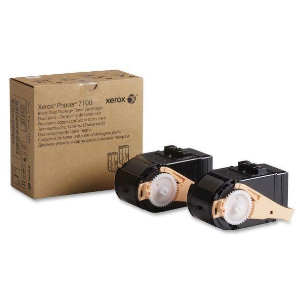 Xerox 106R02605 Black Toner Cartridges