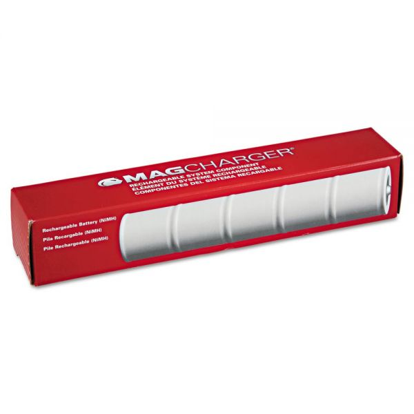 Maglite Rechargeable NiMH Battery Pack, 6.0 V