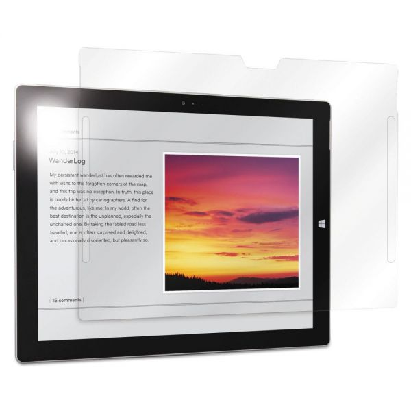 3M Anti-Glare Screen Protection Film for Microsoft Surface Pro 3/Pro 4