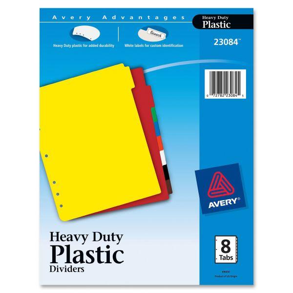 Avery Heavy Duty Tab Dividers