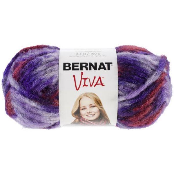 Bernat Viva Yarn - Violet