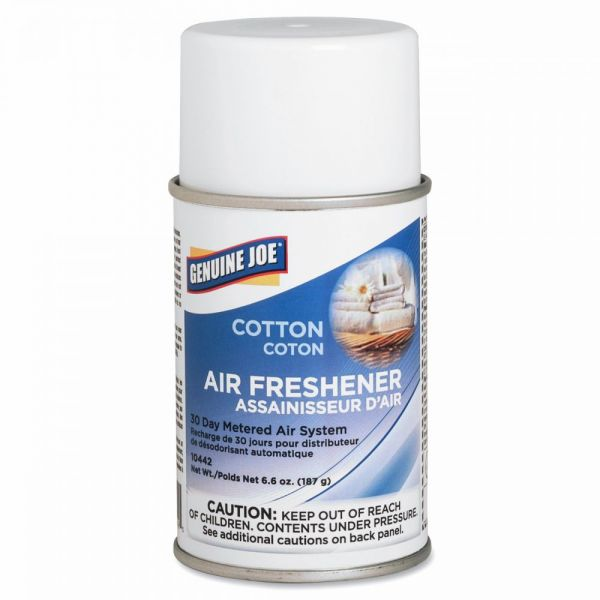 Genuine Joe Metered Air Freshener Refill