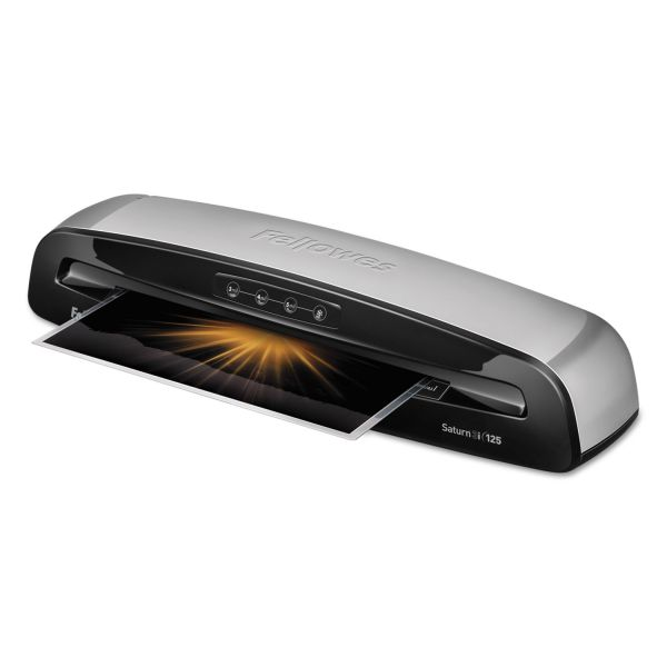 Fellowes Saturn3i 125 Laminator with Pouch Starter Kit