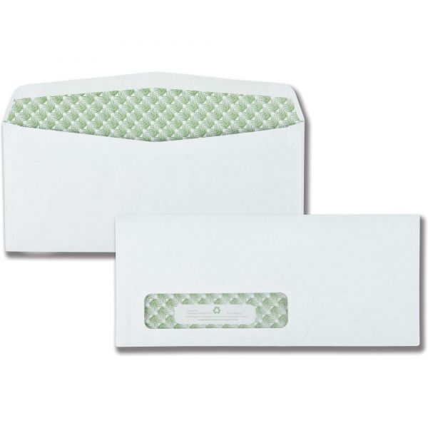 Quality Park Sugarcane Paper Window Envelopes
