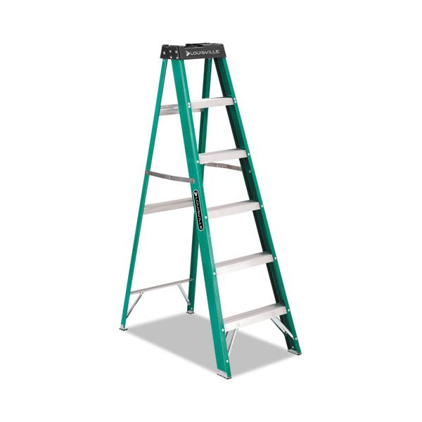 Davidson 6' Folding Fiberglass Step Ladder