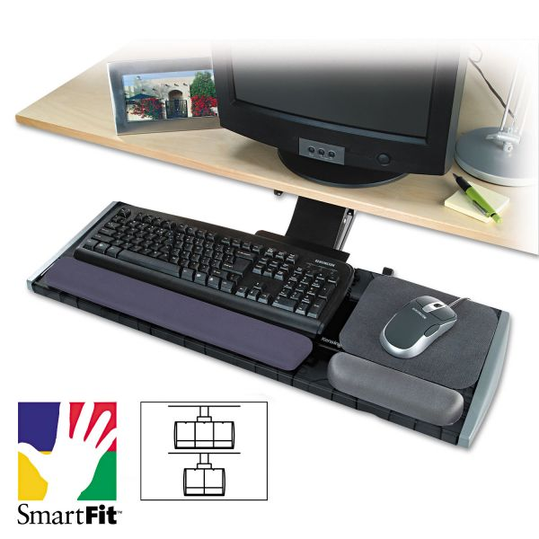 Kensington SmartFit Fully Adjustable Keyboard Platform