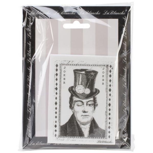 "LaBlanche Silicone Stamp 2.75""X3.75"""