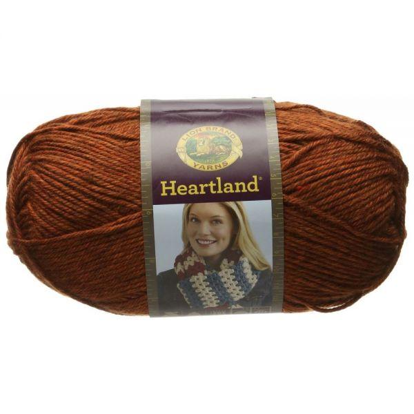 Lion Brand Heartland Yarn - Yosemite