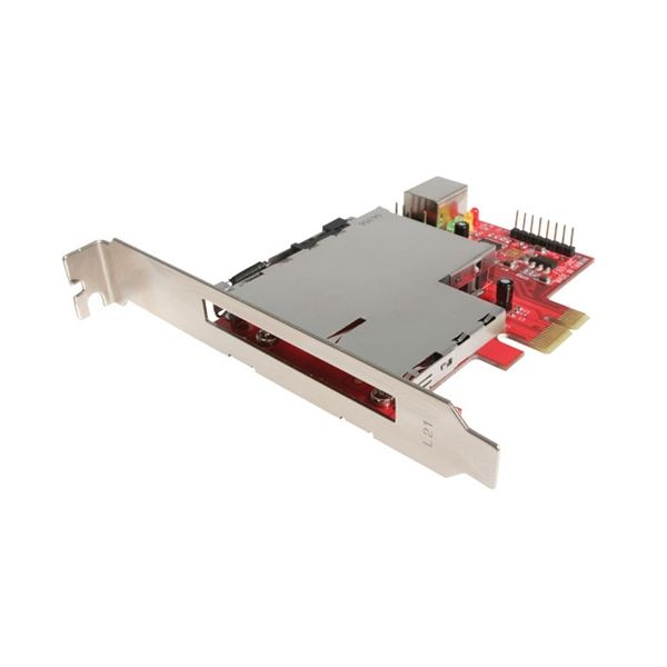 StarTech.com Dual Profile PCI Express to 34mm and 54mm ExpressCard Adapter Card
