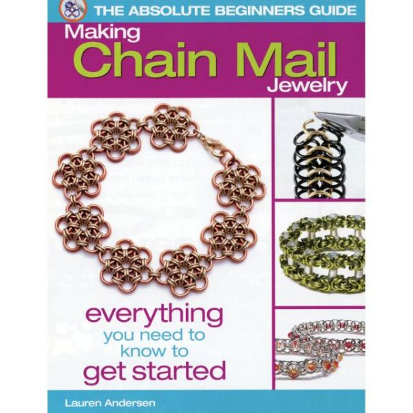 Making Chain Mail Jewelry