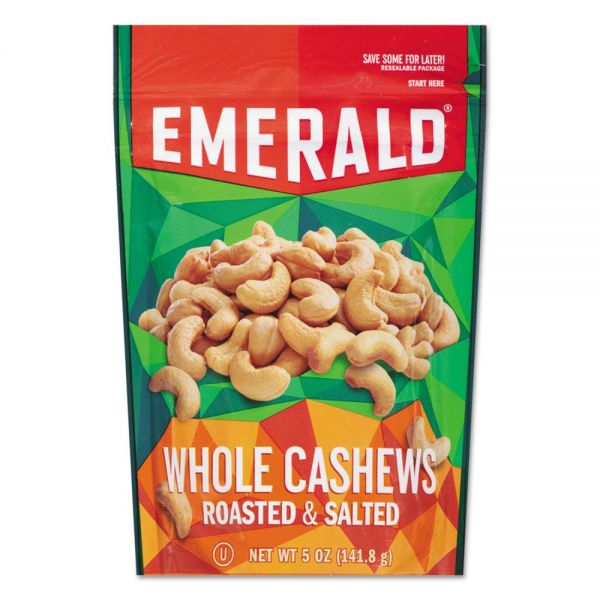 Emerald Roasted & Salted Cashew Nuts