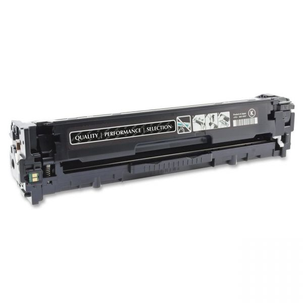 West Point Products Remanufactured HP CE320A Black Toner Cartridge