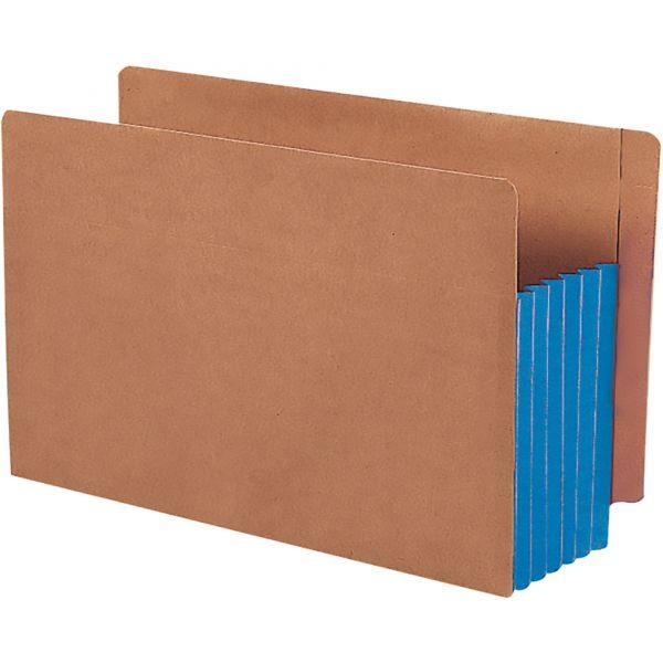 Smead TUFF End Tab File Pockets