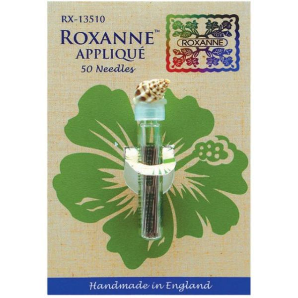 Roxanne Applique Hand Needles