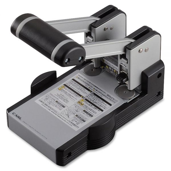 CARL XHC2100 Extra Heavy-duty Two Hole Punch