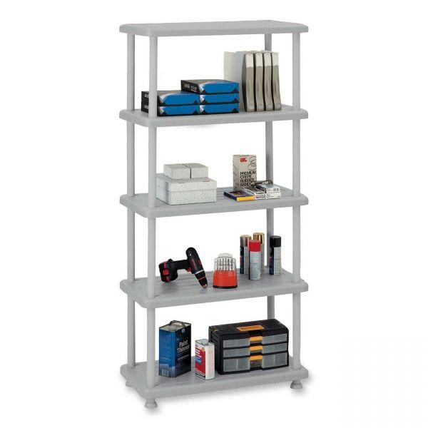 Iceberg Rough 'N Ready 5-Shelf Open Storage System