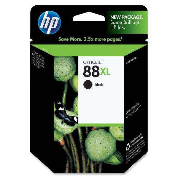 HP 88XL High Yield Black Ink Cartridge (C9396AN)