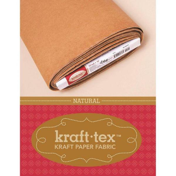 """Kraft-Tex Kraft Paper Fabric 19""""X10yd"""