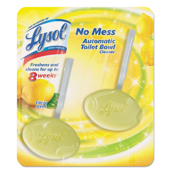 LYSOL Brand No Mess Automatic Toilet Bowl Cleaner