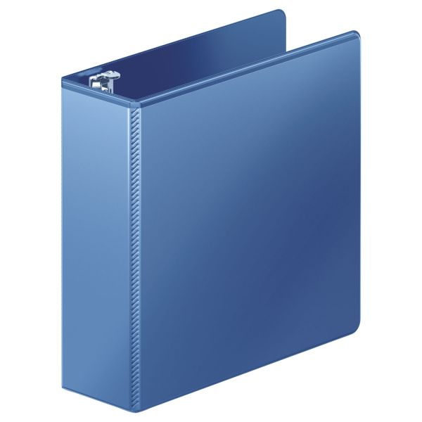"Wilson Jones Heavy Duty 3"" 3-Ring View Binder"
