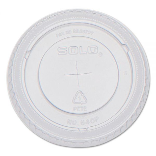 SOLO Straw-Slot Cold Cup Lids