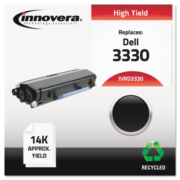 Innovera Remanufactured Dell 3330 High Yield Toner Cartridge
