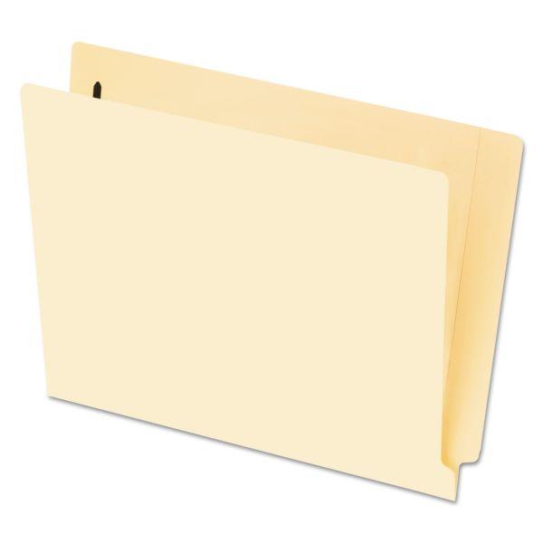 Pendaflex Smart Shield Manila End-Tab Folders