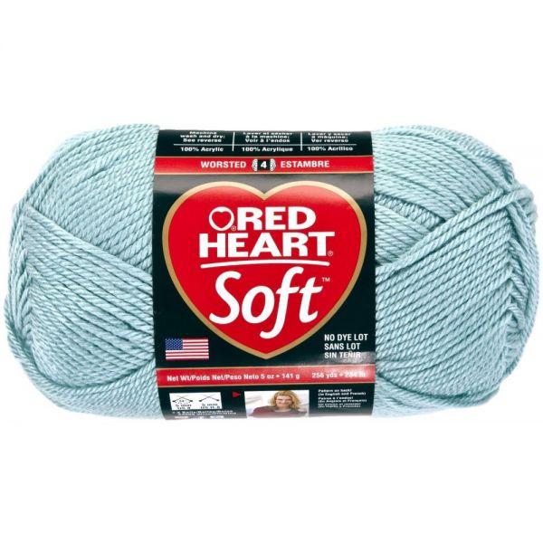 Red Heart Soft Yarn - Seafoam