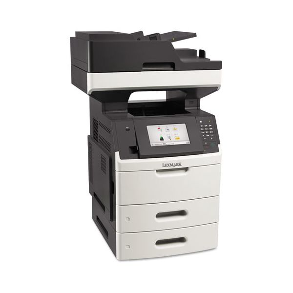Lexmark MX710de Multifunction Laser Printer, Copy/Fax/Print/Scan