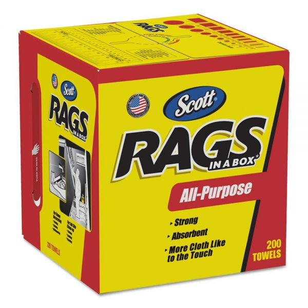 Scott Rags in a Box All Purpose Towels