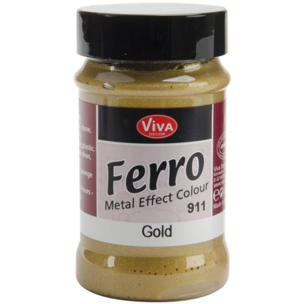 Ferro Metal Effect Textured Paint