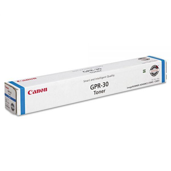 Canon GPR-30 Cyan Toner Cartridge (2793B003AA)