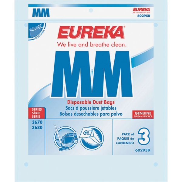 Eureka MM Replacement Dust Bags