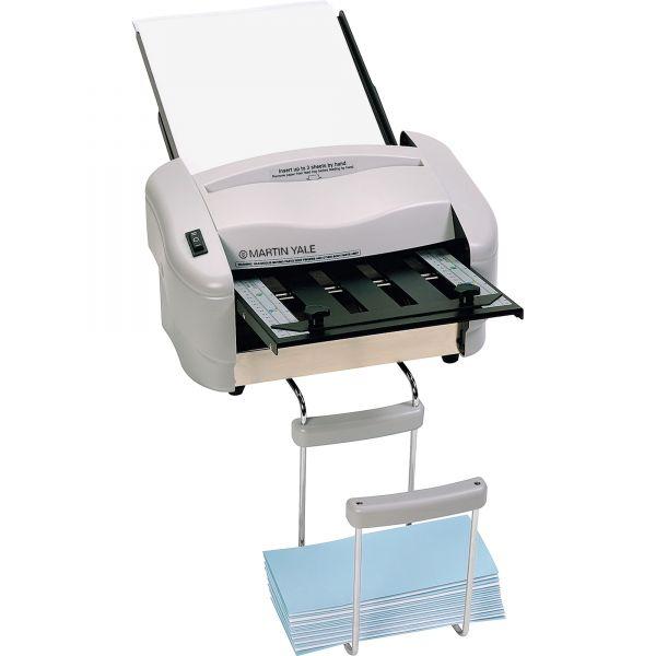 Martin Yale Model P7200 RapidFold Light-Duty Desktop AutoFolder, 4000 Sheets/Hour
