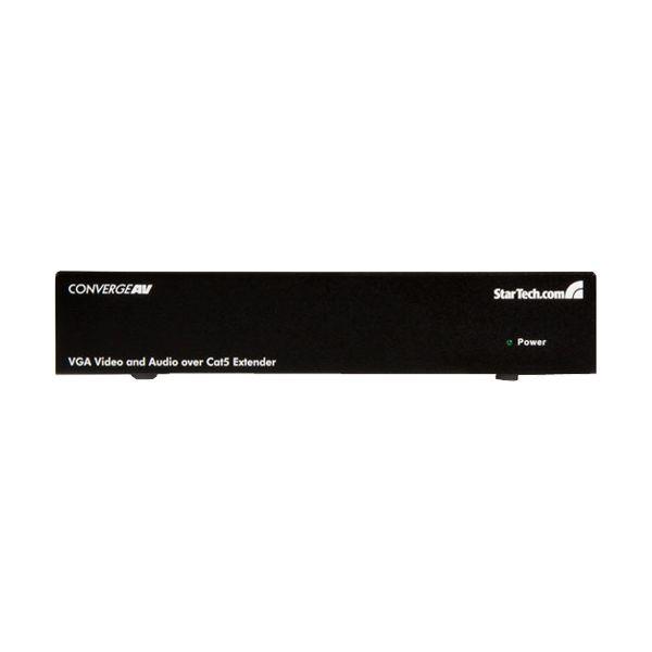 StarTech.com 4 Port VGA and Audio over Cat 5 Video Extender