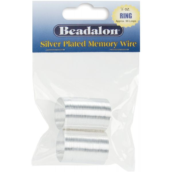 Beadalon Ring Memory Wire
