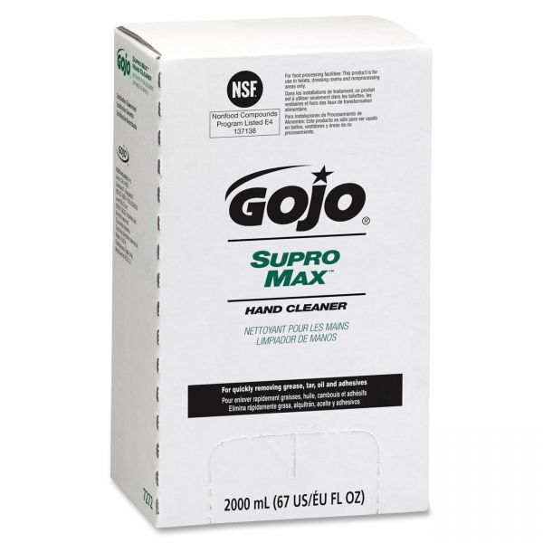 GOJO Supro Max Lotion Hand Soap Refills