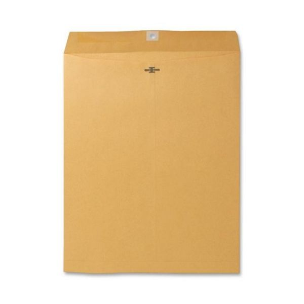 "Sparco Gummed 11 1/2"" x 14 1/2"" Clasp Envelopes"